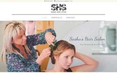 Testimonial : Sasha Hair Salon
