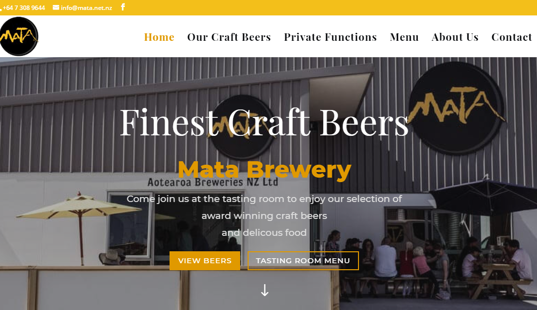 Testimonials archives winstar website design and for Brewery design software