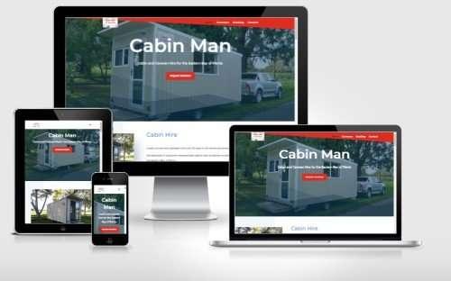 Cabin Man Testimonial
