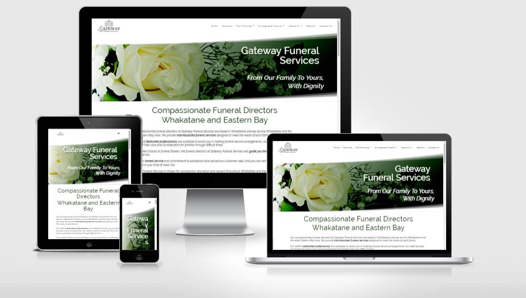 Gateway Funeral Services – Testimonial