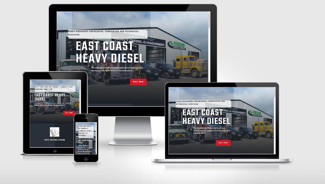 East Coast Heavy Diesel