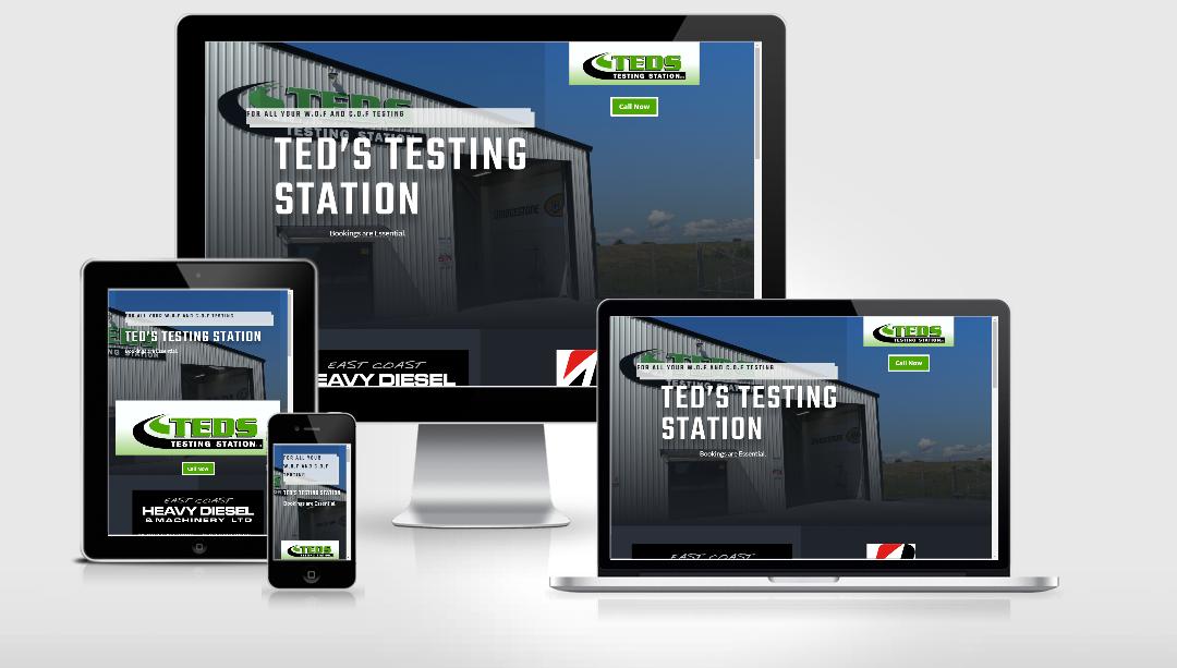 Teds Testing Station